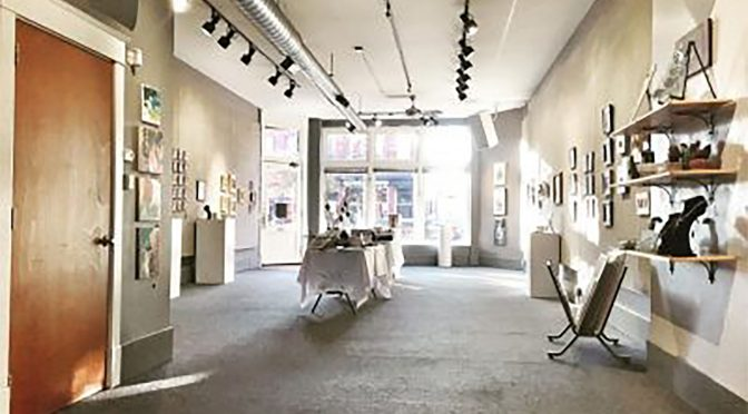 Book Your Next Event at MICA Gallery