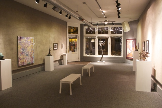 MICA Gallery Interior