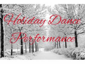 Holiday Dance Performance
