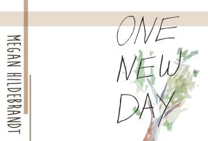 One New Day postcard